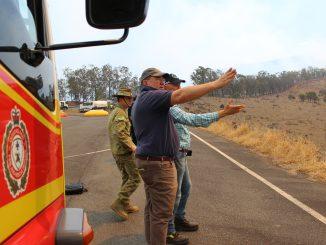 Scenic Rim bushfire assistance